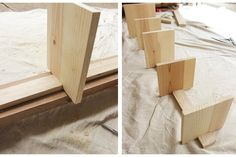 How to Make a Vertical Bookshelf | eHow How To Make Bookshelves, Floating Bookshelves, Vertical Bookshelf, Studio Apartment Furniture, Wood Projects, Projects To Try, Diy Home Improvement, Decoration, Diy Home Decor