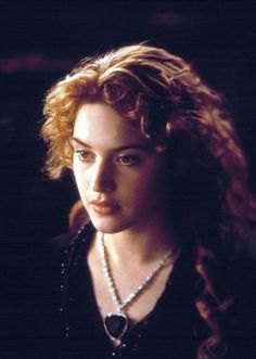 Heart of the Ocean.Kate Winslet in Titanicjpg