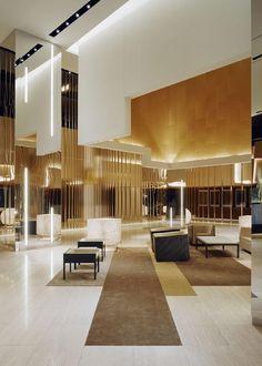Hotel Interior by Curiosity Design.