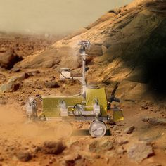 In a live space-to-ground test of human–robot cooperation, ESA astronaut Tim Peake will control a rover on Earth on Friday from the International Space Station, helping prepare for future exploration missions.
