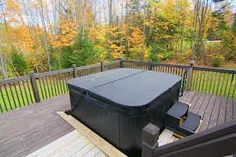 Id e spa on pinterest spas hot tubs and jacuzzi - Jacuzzi spa exterieur ...