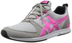 ASICS Women's ULT Racer Lace-Up Fashion Sneaker