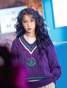 Discover recipes, home ideas, style inspiration and other ideas to try. Kpop Fashion, Korean Fashion, Fashion Outfits, Iu Twitter, Korean Girl, Asian Girl, Girl Artist, K Idol, Korean Celebrities