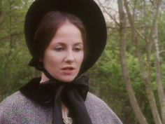 Zelah Clark as Jane Eyre, 1983.