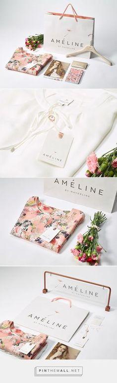 Ameline Branding on Behance | Fivestar Branding – Design and Branding Agency & Inspiration Gallery