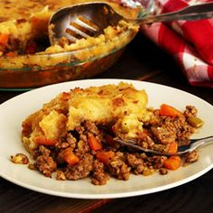 Paleo Shepherd's Pie: this calls for sweet potatoes, though I used butternut squash and it was scrumptious! I also added extra rosemary, red chili powder and bacon.