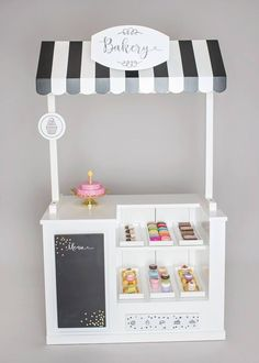 Candy Cart, Toy Rooms, Cubbies, Play Houses, Cubby Houses, Kids Furniture, Diy For Kids, Kids Playing, Minis