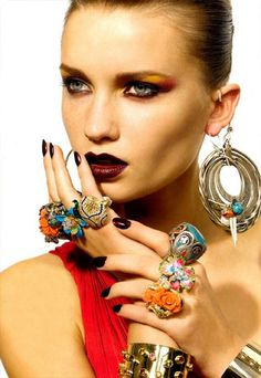 Jewellery statement