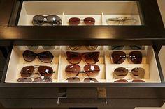 Sunnies closet