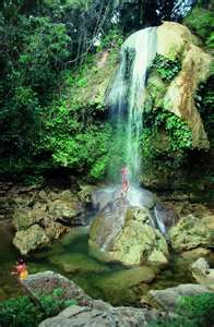 Soroa, in Pinar Del Rio-Cuba One of mom and dad favorite places growing up!