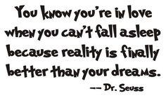 Dr. Seuss :)
