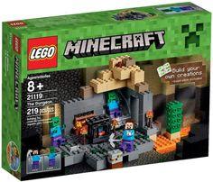 LEGO Minecraft 21119 Hladomorna | LEGENIO - Lego - geniální zábava!