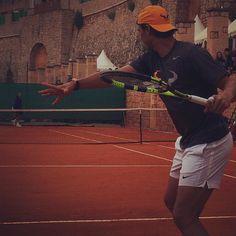 #Larvotto Allenamento.. #myphoto #tennis #MonteCarloRolex #countryclub #rafaelnadal #look #instalike #instafollow #likeforlike #bestoftheday #instagood #photogram #editoftheday #photooftheday by kry36 from #Montecarlo #Monaco