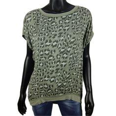 Loose fit top met panterprint in groen  20-  #Beverwijk #Heemskerk #IJmuiden #Velsen #happy #fashion #follow #cute #followme #like #instacool #nofilter #style #sweet #fashionable #hot  #webshop #fashioncheque #vvv #nieuwecollectie