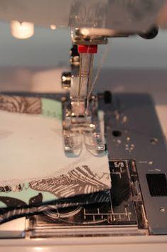 Liljatar: Lippahuivi ja ohje sen ompeluun Sewing Hacks, Tips, Counseling