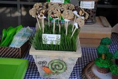 DIY Food & Recipe For Party : Photo by Kara Allen