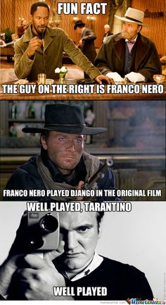 Fun Fact About Django Unchained