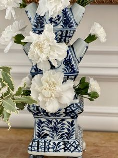 Carnations, Tulips, Enchanted Home, White China, Social Media Design, Love Flowers, Hydrangea, Peonies, Orchids