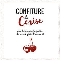 Pots, Couture, Cherry, Scrap, Printables, Decoration, Blog, Diy, Design