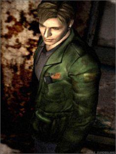 James Sunderland Silent Hill 2