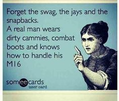 Swag is for little boys......