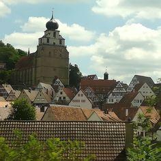 #stiftskirche in #herrenberg