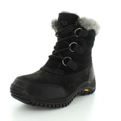 Ugg Australia Ostrander Women Round Toe Leather Winter Boot >>> Be sure to check out this awesome product.