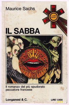 M Sachs Il Sabba Longanesi & C. 1974  L5884