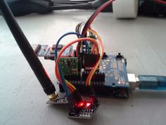 The CoreConduit - Modular Arduino Hydroponics Garden Controller Arduino and 433 mhz