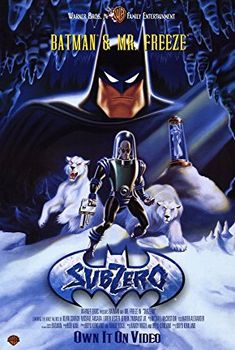 Freeze, desperate to save his dying wife, kidnaps Barbara Gordon (Batgirl) as an involuntary organ donor, Batman and Robin must find her before the operation can begin. Batman Animated Movies, Batman The Animated Series, Michael Ansara, Batman Poster, Dc Comics Art, Batgirl, Good Movies, Movies And Tv Shows, Movies