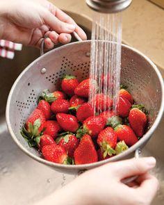 Paula Dean Strawberry Jam Recipe! :)
