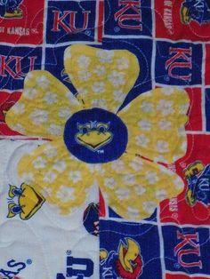KU quilt | Sew Silly Paula | Flickr