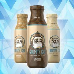 Grumpy Cat got its own brand of coffee – Grumppuccino