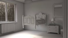 POSSESSED BED by Guillaume Hoffmann