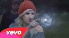 Can't you picture Kelsey and Luke lying back and looking up at the night sky? Ellie Goulding - Starry Eyed