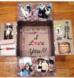 This is so cute!!!! Care package idea