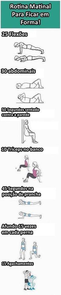 Os 10 Exercícios Incríveis Para Perda de Peso #exercise