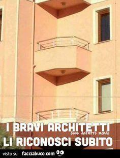 I bravi architetti