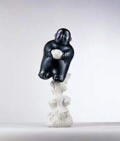李真 《 乘雲氣 》羅芙奧台北2011春季拍賣會 編號 141