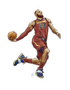 Shaquille O Neal Print Poster Watercolor Handmade Home Decor
