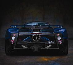 Pagani Zonda #supercars