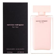 Narciso Rodriguez for Her EDP 100ML - I so need this, I'm addicted to this wonderful scent!
