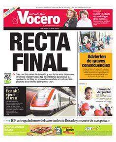 ISSUU - Edición 6 de Abril 2015 de El Vocero de Puerto Rico