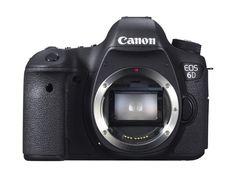 New Canon EOS 6D