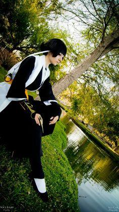 soi fong by ~karenkasumimatsumoto on deviantART Bleach Cosplay, Epic Art, Bleach Anime, Slay, Naruto, Oc, Deviantart, Fashion Outfits, My Favorite Things