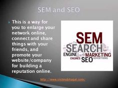 Learn some new off page techniques of SEO by Vishnu Bhagat