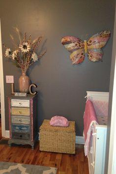 Baby girl's room!