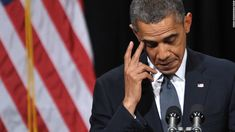 Obama's message to marchers: 'You're leading us forward'