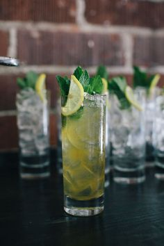 Kentucky Derby Party Cocktail Recipes