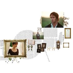 Pride and Prejudice, created by janeaustenaddict on Polyvore